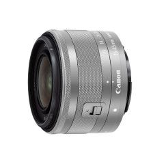 Canon EF-M 15-45mm f/3.5-6.3 IS STM - Zilver
