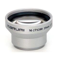 Marumi 2.0x Teleconverter voor 27mm filter