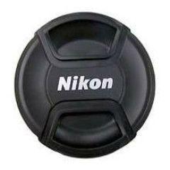 Nikon LC-77 77mm voorlensdop snap