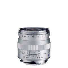 Carl Zeiss Planar T* 50mm f/2.0 ZM Leica M Zilver