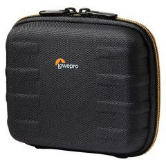 LowePro Santiago 30 II Black/Orange