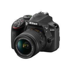 Nikon D3400 Zwart + AF-P 18-55mm VR