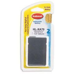 Hahnel HL-XA70 Li-lon voor Sony NP-FA70