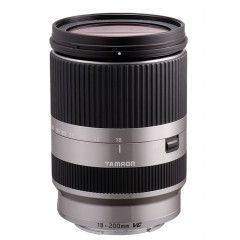 Tamron 18-200mm f/3.5-6.3 NEX Di III VC Zilver Sony
