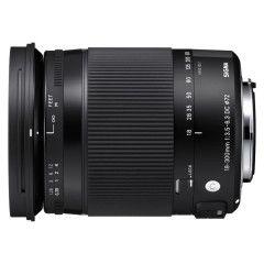 Sigma 18-300mm f/3.5-6.3 DC OS HSM Macro Contemporary Canon