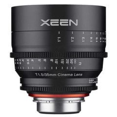 XEEN 35mm T1.5 FF Cine Canon