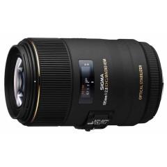 Sigma 105mm f/2.8 EX DG OS HSM Macro Nikon