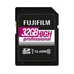 Fujifilm SDHC 32GB Pro C10 UHS-I R90/W60MB/s