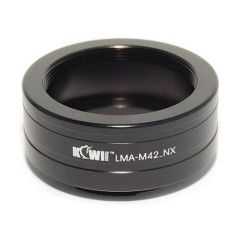 Kiwi Adapter M42 Objectief naar Samsung NX