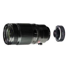 Fujifilm XF 50-140mm f/2.8 R LM OIS WR + XF1.4X TC WR Teleconverter
