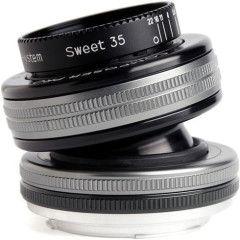 Lensbaby Composer pro II Samsung NX met Sweet 35