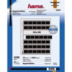 Hama Negatief bladen Glassine 7 Strips 6 Negatieven 24x36mm