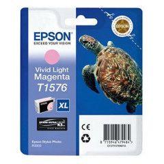 Epson T1576 Epson R3000 Levendig Licht Magenta