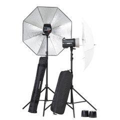 Elinchrom D-lite RX 2 Paraplu To Go Set 2.0