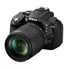 Nikon D5300 Zwart + 18-105mm VR