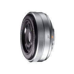 Fujifilm XF 27mm f/2.8 PH - Zilver