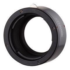Novoflex Adapter voor Minolta MD en MC naar Micro Four Thirds Camera