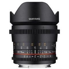 Samyang 16mm T2.6 ED AS UMC VDSLR Olympus FT