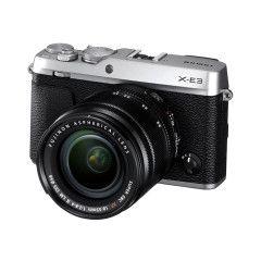 Fujifilm X-E3 Zilver + XF 18-55mm
