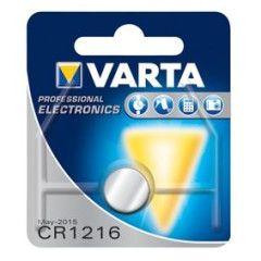 Varta CR1216 Batterij
