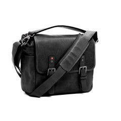 ONA The Berlin II Leather Bag Black