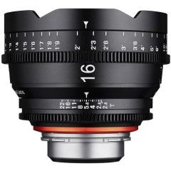 XEEN 16mm T2.6 FF Cine Canon