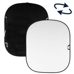 Lastolite Reflectiescherm 180x210cm black/white reversible