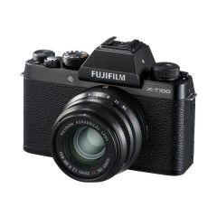 Fujifilm X-T100 Zwart + XC 15-45mm
