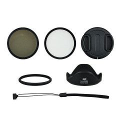Kiwi Filter Adapter Tube Kit voor Canon SX60 HS