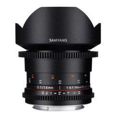 Samyang 14mm T3.1 ED AS IF UMC VDSLR II Nikon