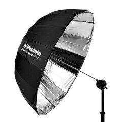 Profoto Paraplu Diep Zilver - S 85cm