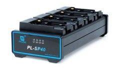 FXLion PL-SP40 DV Quad Charger Sony/Panasonic