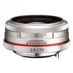 Pentax HD DA 70mm f/2.4 Zilver