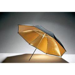 Godox Flitsparaplu Goud/Zwart 101cm