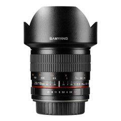 Samyang 10mm f/2.8 ED AS NCS CS Fuji X