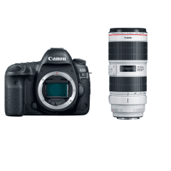 Canon EOS 5D Mark IV + EF 70-200mm f/2.8 L IS III USM