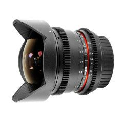 Samyang 8mm T3.8 Fisheye VDSLR CS-II Sony E