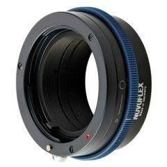 Novoflex Adapter Sony E-mount camera naar Sony Alpha objectief