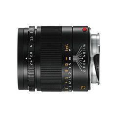 Leica Summarit-M 75mm f/2.4 - Zwart