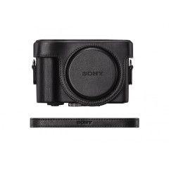 Sony LCJ-HNB tas leer voor HX50/HX60
