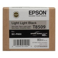 Epson T850900 Light Light Black UltraChrome HD ink 80ml
