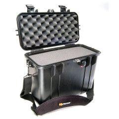 Peli Case 1430 Black 34,4x14,6x29,7 (plukschuim interieur)