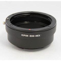 Kipon lens mount adapter (Canon EF / EOS naar Sony  E-mount)