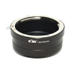 Kiwi Photo Lens Mount Adapter EOS-EM