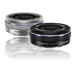 Olympus M.Zuiko Digital 14-42mm f/3.5-5.6 EZ Zwart (Bulk)