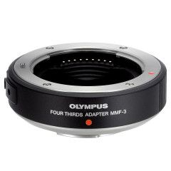 Olympus MMF-3 4/3 adapter voor MFT