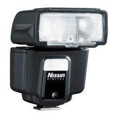 Nissin i40 flitser - (Micro) Four Thirds