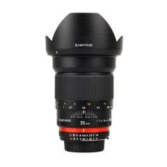 Samyang 35mm f/1.4 AS UMC Canon