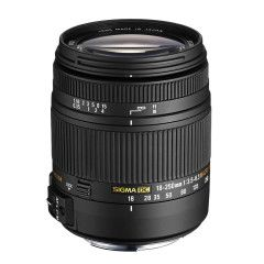 Sigma 18-250mm f/3.5-6.3 DC OS HSM Macro Canon
