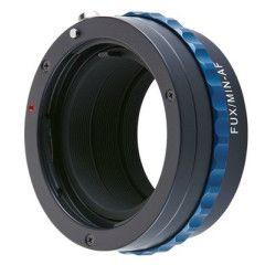 Novoflex Adapter Micro 4-third camera naar Nikon objectief